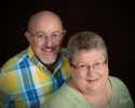 Danny loves his wife, Althea, of 43 years